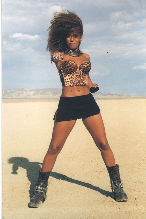 scary spice. I wanted to be just like her when I was 12