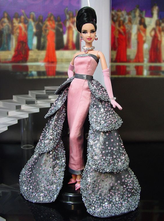 Miss England Barbie Doll 2015: