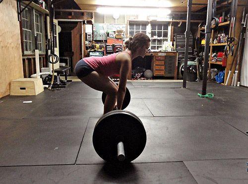 Garage gym image gallery crossfit fit athletes