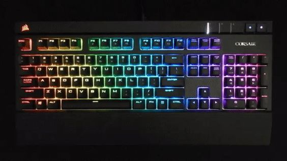 Corsair Rgb Stpatricksday GIF - Find & Share on GIPHY