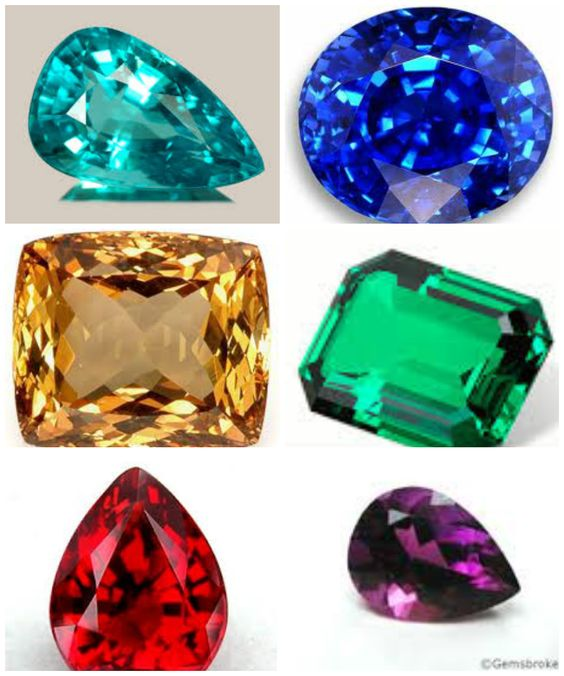 Gems Color Palettes And Beautiful On Pinterest