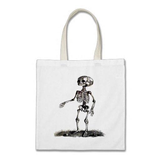 Child's Skeleton Bag