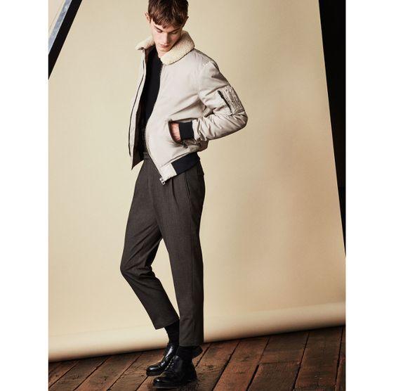 Rayas y Cuadros: Blog de Moda Masculina: Seasonals: Zara elige sus 11 must-have del otoño