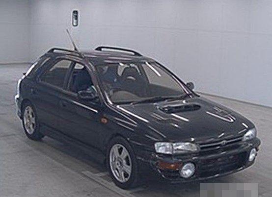 1997 Subaru Impreza Wrx 144 800 Km Subaru Impreza Impreza Jdm Cars For Sale