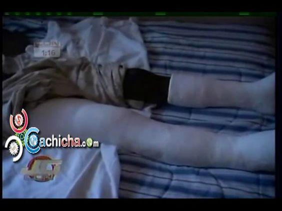 Un Carro Le Pasa Por Encima A Una Mujer Y Su Hijo De 1 Año #JoseGutierrez #Video - Cachicha.com