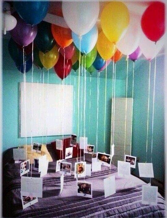 valentine's day helium balloons