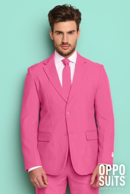 rosa blazer damen fasching