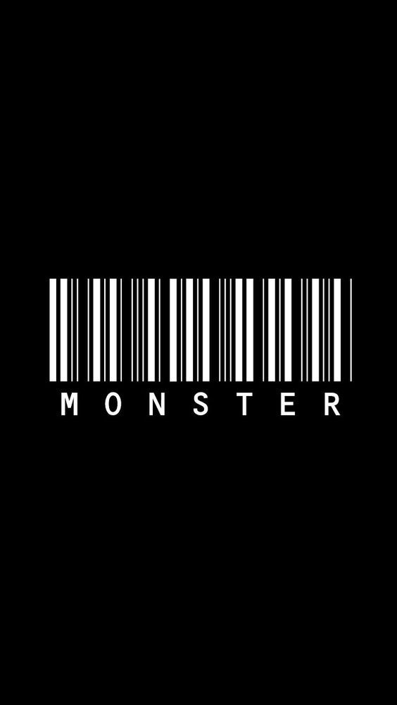 Monster Dark Wallpaper Simple Iphone Wallpaper Cute Wallpaper For Phone