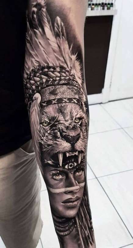 Best Tattoo For Guys Indian Native Americans 43 Ideas Tattoo
