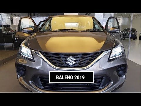 2019 Maruti Baleno Facelift Walkaround New Baleno Facelift Delta