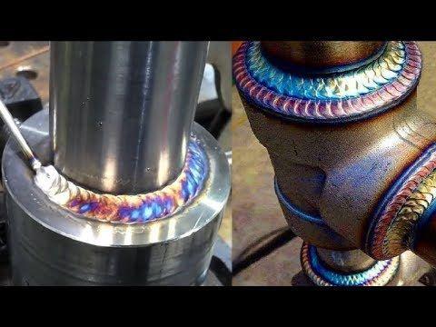 Amazing Biggest Heavy Duty Pipeline Welding Technology Modern Automatic Welding Machines Youtube Welding Welding Technology Welding Machine