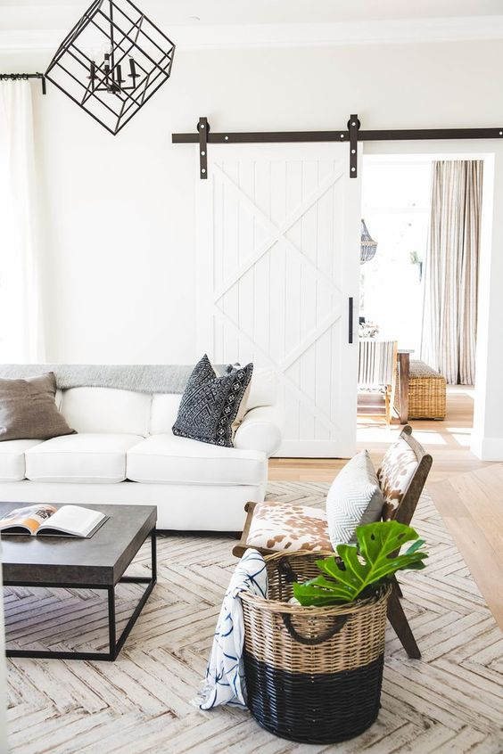 Modest Neutral Home Decor
