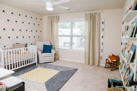 Como Escolher os Móveis para Quarto de Bebê