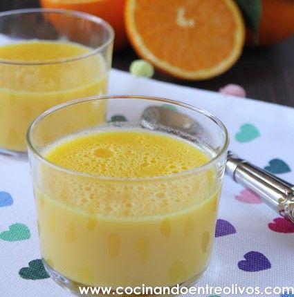 Dieses Rezept wird Ihnen gefallen, es ist sehr einfach und schnell in der Zubereitung und schmeckt köstlich nach Orangen. Ein perfekter Nachtisch - auch den Kleinsten der Familie wird er schmecken.