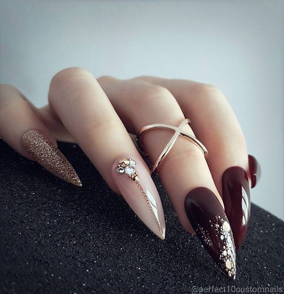 Daneloo Latest News From Instagram Twitter Facebook Nails Pretty Nails Nail Designs
