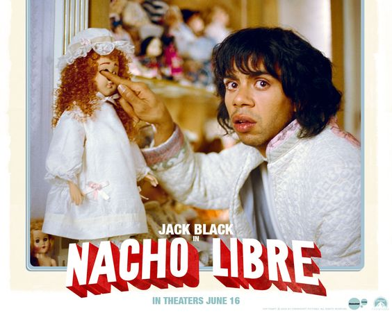 Watch Streaming HD Nacho Libre, starring Jack Black, Ana de la Reguera, Héctor Jiménez, Darius Rose. Berated all his life by those around him, a monk follows his dream and dons a mask to moonlight as a Luchador (Mexican wrestler). #Comedy #Family #Sport http://play.theatrr.com/play.php?movie=0457510