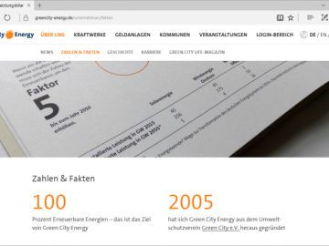 Festverzinsliche Kapitalanlagen der Green City Energy Gruppe erfüllen Zahlungen an Anleger zu 100 Prozent