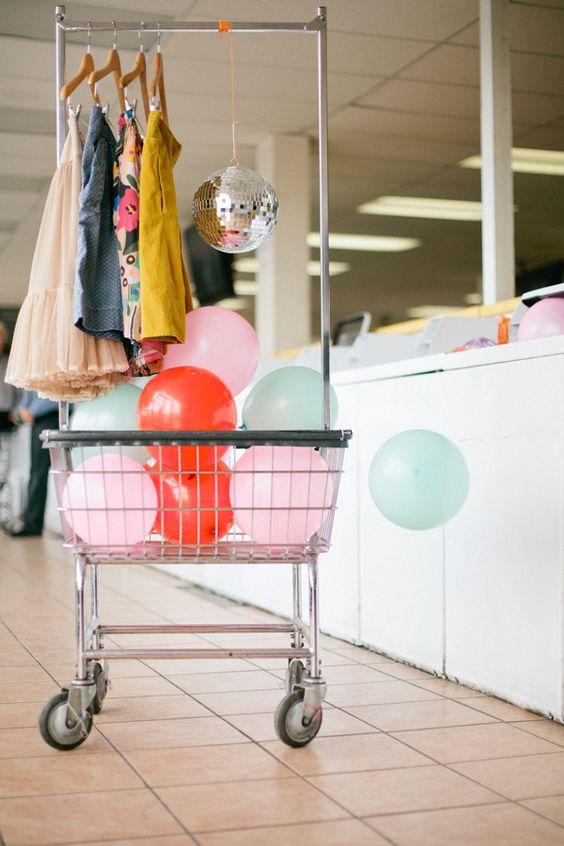 Disco Balloon Laundry The Laundry Dance Balloons Balloons
