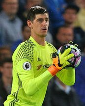 Thibaut Courtois: These two players have been great this season they're like new signings