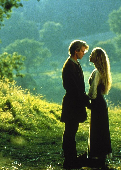 The Princess Bride -old movie but I think this one is interesting.: