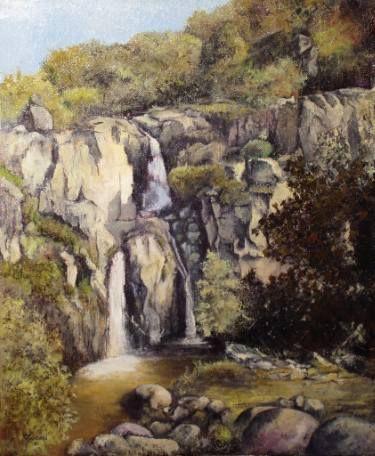 Cascada de la Cicutina- Fermoselle