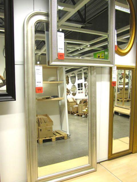 IKEA mirrors Floor Length Mirrors Pinterest