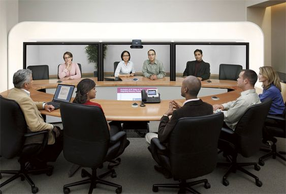 Telepresence Room