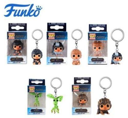 Official Funko Pop Keychain Fantasticbeasts Fantasticbeasts2 Niffler Pickett Funko Funko Pop Niffler
