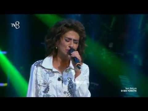 Yildiz Tilbe Den Tuyleri Diken Diken Eden Performans O Ses Turkiye Youtube Pop Muzik Muzik Youtube