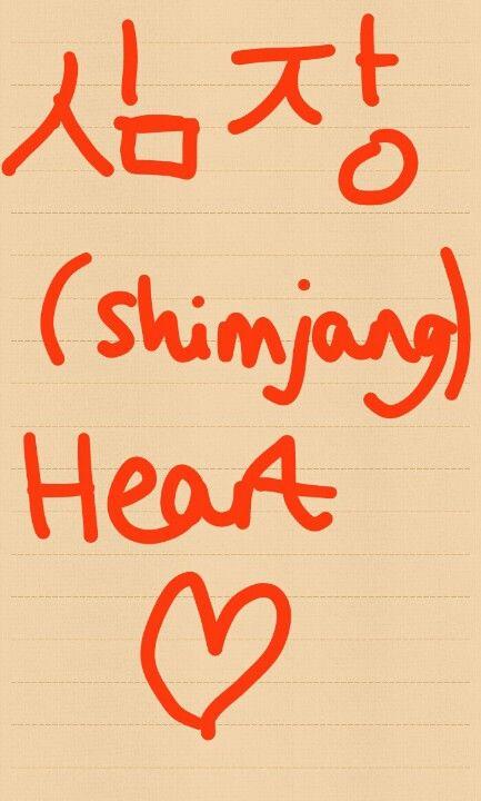 심장 - Heart