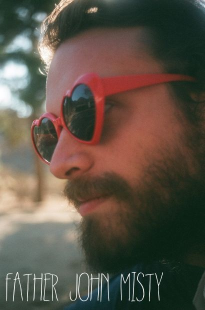FATHER JOHN MISTY = BABE ALERT. Tickets: http://tickets.granadatheater.com/eventperformances.asp?evt=1442