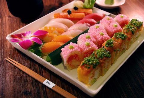 Mmmm... sushi!