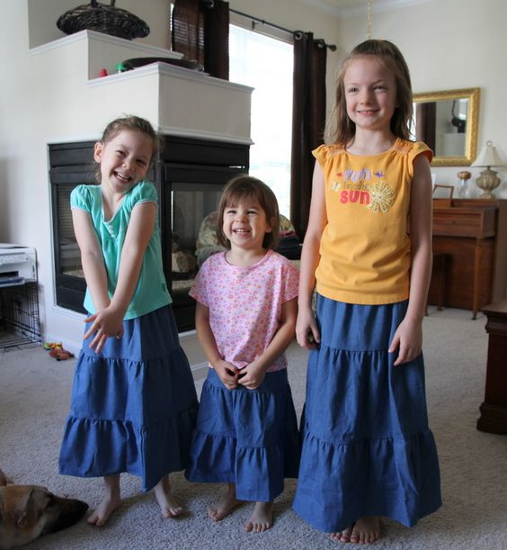 Love these skirts!