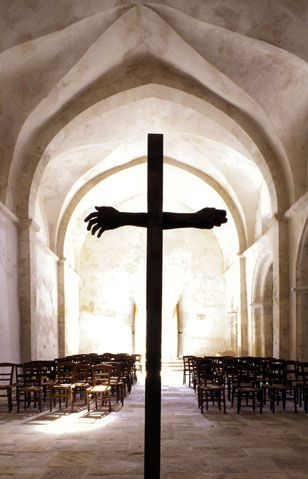 L'église Louise Bourgeois