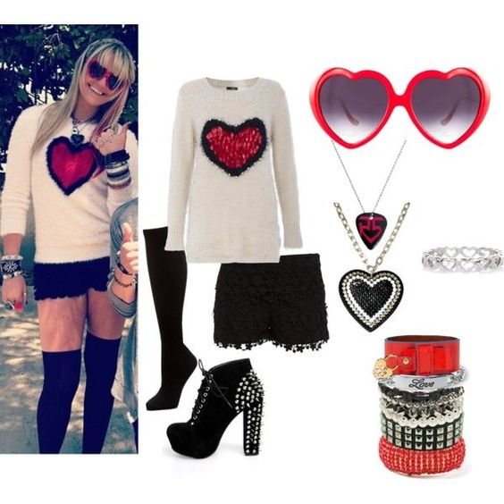 """""""Rydel Lynch Outfit #1"""" by destinyr5 on Polyvore"""