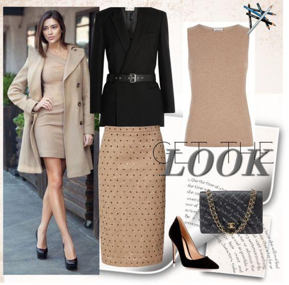 Nude color la importancia de vestir bien para ir a la for Importancia de la oficina
