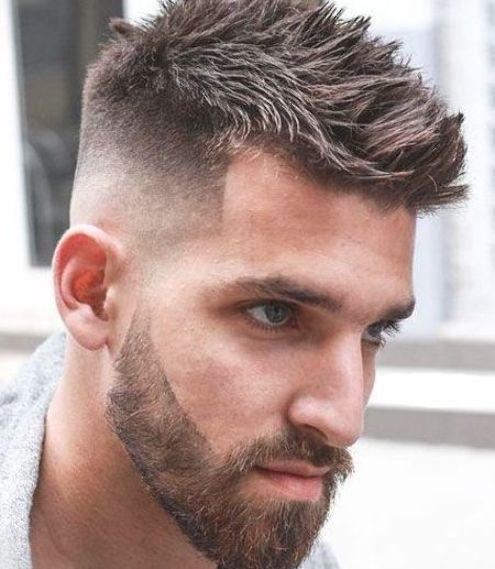Short Spiky Hair Men In 2020 Mens Haircuts Short Spiked Hair Men Haircuts For Men