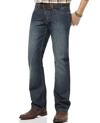 Levi's 514 Straight-Fit Highway-Wash Jeans - Sale & Clearance ...