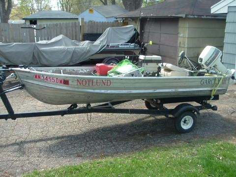 Cheap used boat