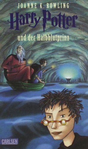 Harry Potter und der Halbblutprinz (Band 6): Amazon.de: Joanne K. Rowling, Klaus Fritz: Bücher