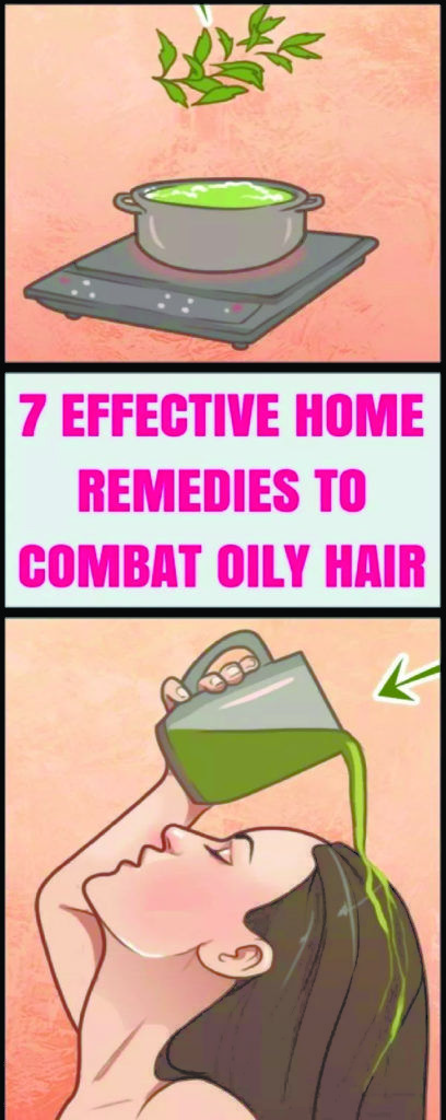 7 Effective Home Remedies To Combat Oily Hair...