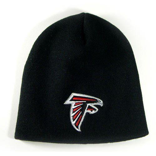 Atlanta Falcons NFL Knit Beanie Hat by NFL. $11.64