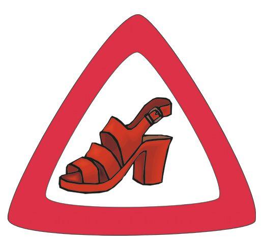 A importância dos sapatos - Educar é Amar!