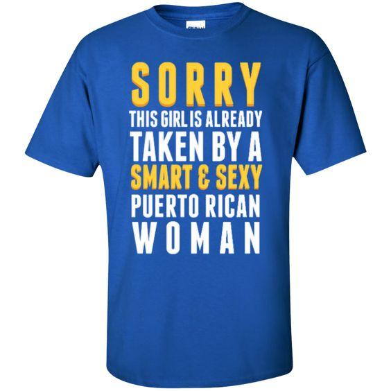 Taken By A Puerto Rican Woman (Girl Version)