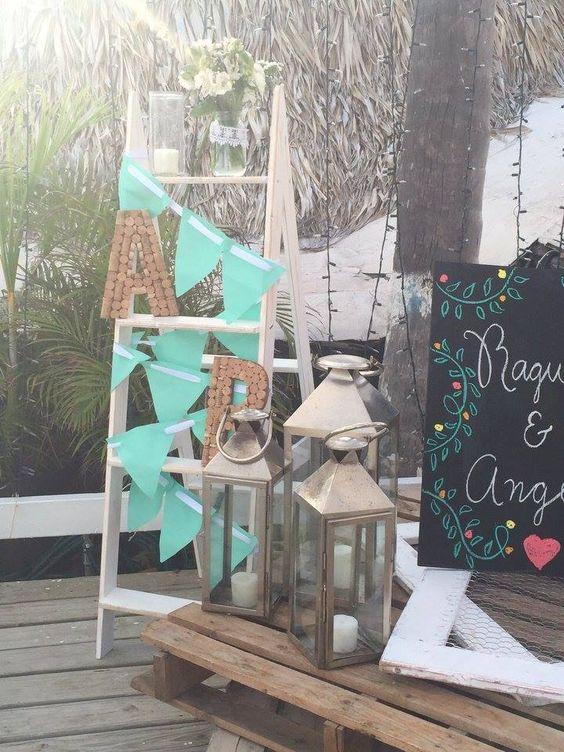 #pizarras #photobooth Bodas en el Caribe. . Pizarras. Diseño de bodas. @areagourmet