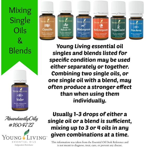 What are some tips for mixing your own aromatherapy oils?