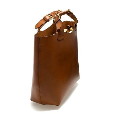 BRAIDED SHOPPER - Large handbags - Handbags - Woman - ZARA United States