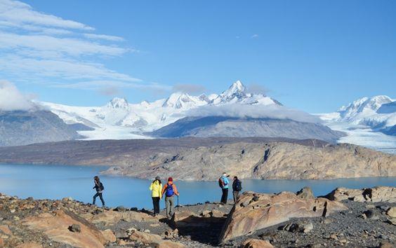 Upsala Glacier, Estancia Cristina, Calafate, Argentina