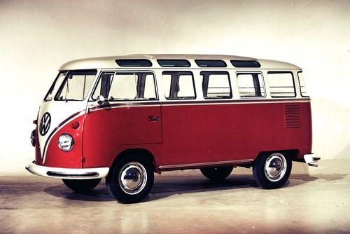 VW Bus Samba, 1951