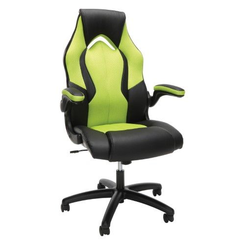 Essentials By Ofm High Back Racing Style Gaming Chair